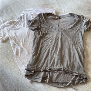 We the free Free People T-shirts'